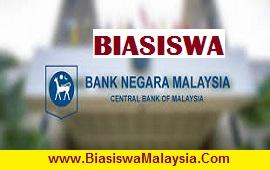 Biasiswa Bank Negara Malaysia Scholarship – Undergraduate