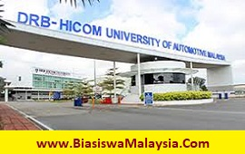DRB-HICOM Degree Scholarship