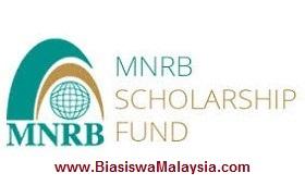 Biasiswa MNRB Scholarship Fund