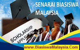 List of Full Scholarships SPM, STPM and DiPLOMA 2021