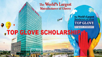 Biasiswa Top Glove Scholarship