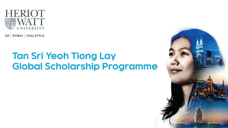 Biasiswa Tan Sri Yeoh Tiong Lay Global Scholarship Programme
