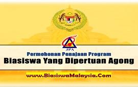 Yang Di-Pertuan Agong (BYDPA) Scholarships