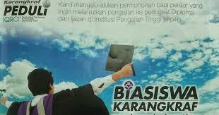 Karangkraf Scholarship