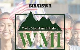 Biasiswa Wells Mountain Foundation (WMF) 2020