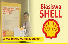 Biasiswa Shell Malaysia 2020