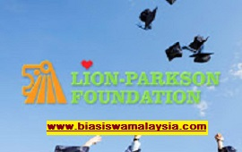 Biasiswa Lion-Parkson Foundation
