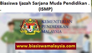 Biasiswa KPM – Ijazah Sarjana Muda Pendidikan (ISMP)