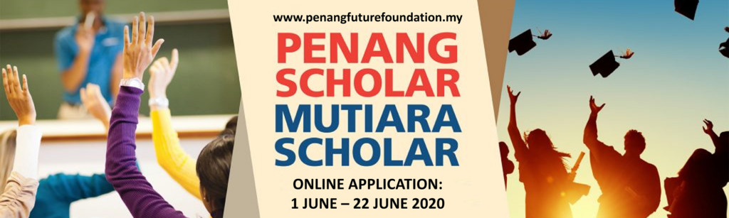 Biasiswa Penang Future Foundation Scholarship