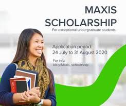 Biasiswa Maxis Young Leaders Undergraduate Scholarship