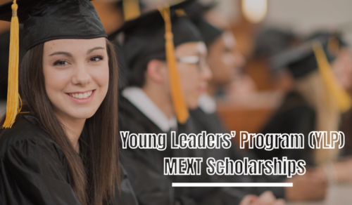Biasiswa Japanese Government Scholarship for the Young Leaders' Program (YLP)