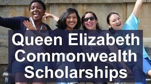 Biasiswa Queen Elizabeth Commonwealth Scholarship