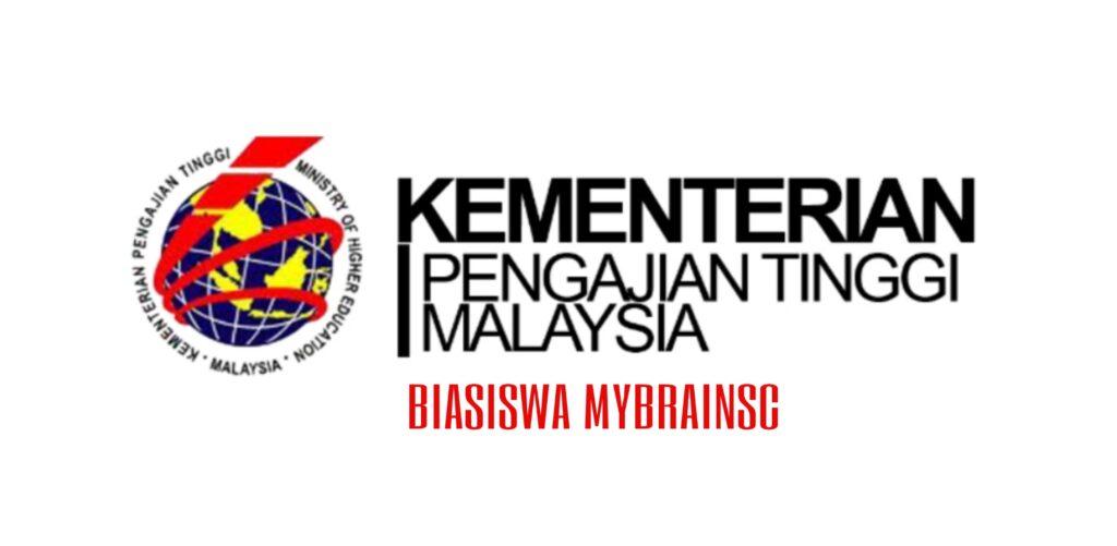 Biasiswa MyBrainSc – Kementerian Pendidikan Malaysia