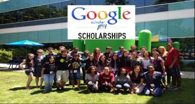 Google Generation Scholarship 2021/2022