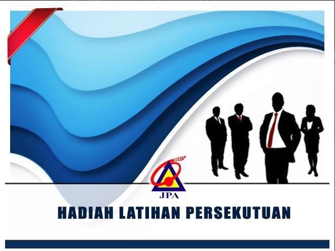 JPA Sponsorship | Program Hadiah Latihan Persekutuan