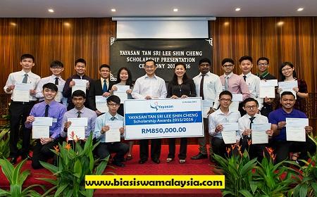 Biasiswa Yayasan Tan Sri Lee Shin Cheng IOI Scholarship