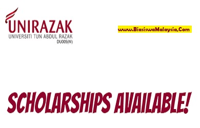 UNIRAZAK Scholarships Programme 2021