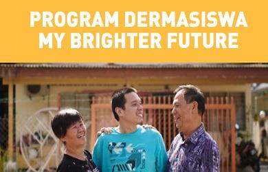 Dermasiswa My Brighter Future (MyBF) Yayasan TNB