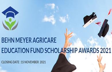 Biasiswa Behn Meyer AgriCare Education Fund Scholarship